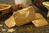 German Almond Bread Cookies