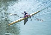 Rower (view from above)