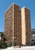 Monaco - Architecture Of Buildings