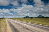 The Empty Roads Of Namibia