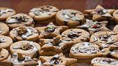 Linzer Marmelade Cookies