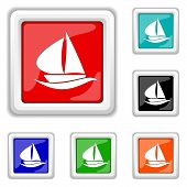 Sailboat Icon