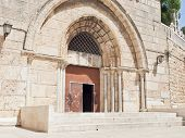 image of gethsemane  - The Tomb of Mary - JPG
