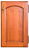 Wooden Furniture Door With Handle