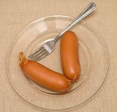 Sausages.