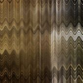 art abstract colorful zigzag geometric pattern background in black, grey and olive colors