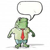 cartoon toad boss