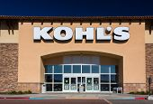 Kohl's Department Store Exterior