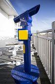 Seaside Telescope On The Pier