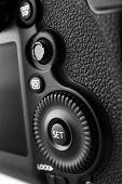 Digital camera close up
