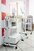 foto of beauty salon interior  - Interior of a beauty salon - JPG