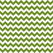 Olive Chevron Seamless Pattern