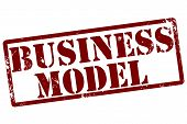Business Model Stamp