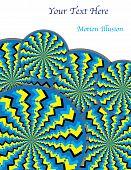 Zigzag Revolutions (motion illusion)
