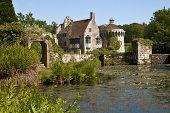 Scotney Castle, Kent, England,uk