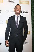 LOS ANGELES - FEB 18:  Terrence Jenkins at the ICON Mann Power Dinner Party at a Mr C Beverly Hills on February 18, 2015 in Beverly Hills, CA