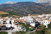 White town, Rio Gordo.