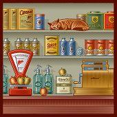Retro store