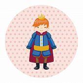 stock photo of prince charming  - Royal Theme Prince Elements - JPG