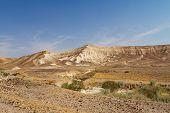 foto of israel israeli jew jewish  - Beautiful photo of dead sea cliffs  - JPG