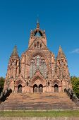 Beautiful Church In Paisley, Scotland