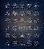 picture of illuminati  - Sacred geometry - JPG