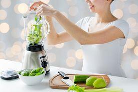 picture of blender  - healthy eating - JPG