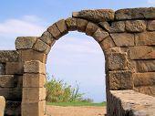 Stone Arch1 In Tindoori
