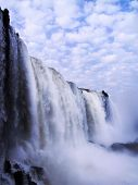Waterfall Iguazu Brazil