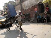Riksha Taxi