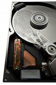 Hard Disk And Fingerprint