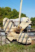 The Counterweight  Oil Machine- Rocking Chair