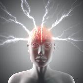 Gehirn-Lightning