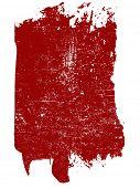 Grunge elements - Large Grunge Square 14 - Highly Detailed vector grunge element
