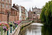Historic Romantic Place In Ghent
