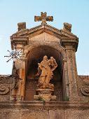 Arco De La Estrella (siglo XVIII) en Caceres