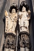 Cologne Cathedral - Detail
