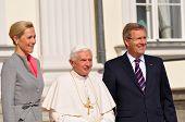 Germany 2011 State Visit Of Pope Benedict Xvi