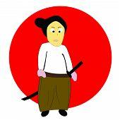 Friendly Samurai