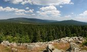 National Park Harz And Mount Brocken (Germany)