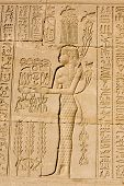 Ancient Egyptian Priestess for Hapi God