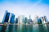 Downtown Skyline Singapore