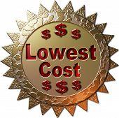 Menor custo