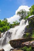 Mae Klang waterfall, Doi Inthanon national park, Chiang Mai, Thailand