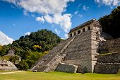 Temple Of Palenque