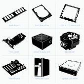 Computerkomponenten