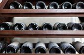 Old Wine Rack