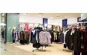 Fashion Shop In Shopping Center