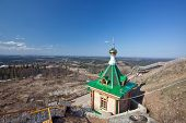 picture of perm  - Wooden chapel - JPG