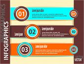 Template Set modern banners or template of  infographics